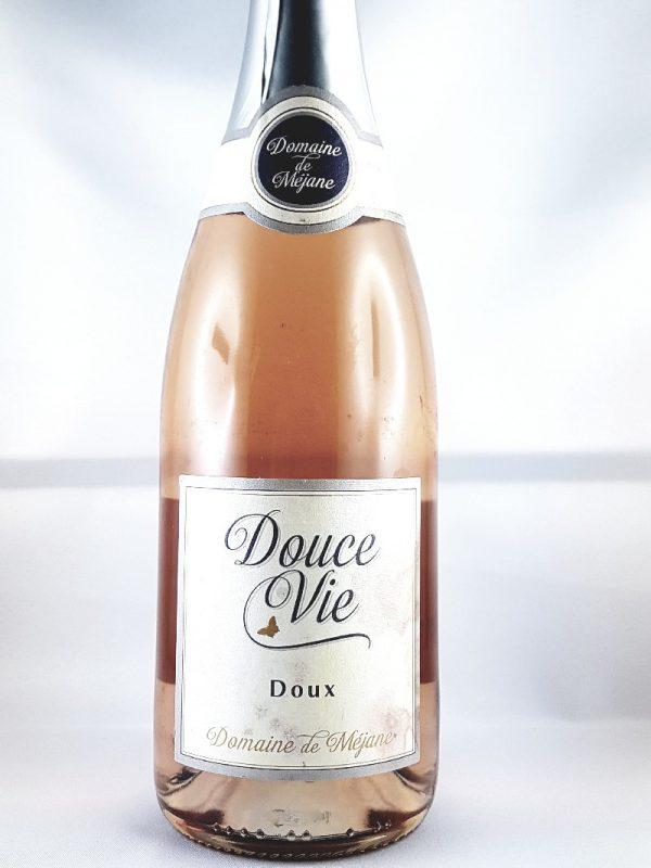 vin doux rosé douce nuit