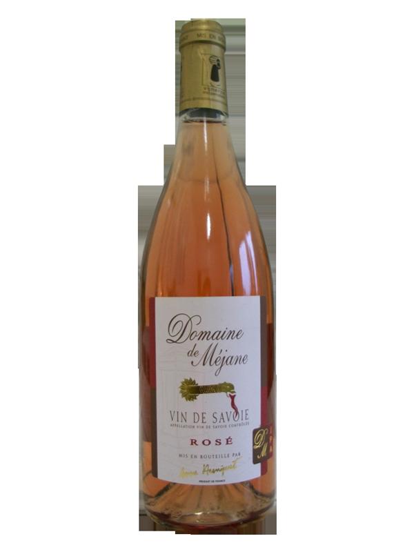 Vins rosé de savoie
