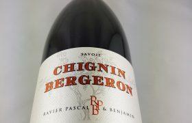 chignin bergeron vin blanc