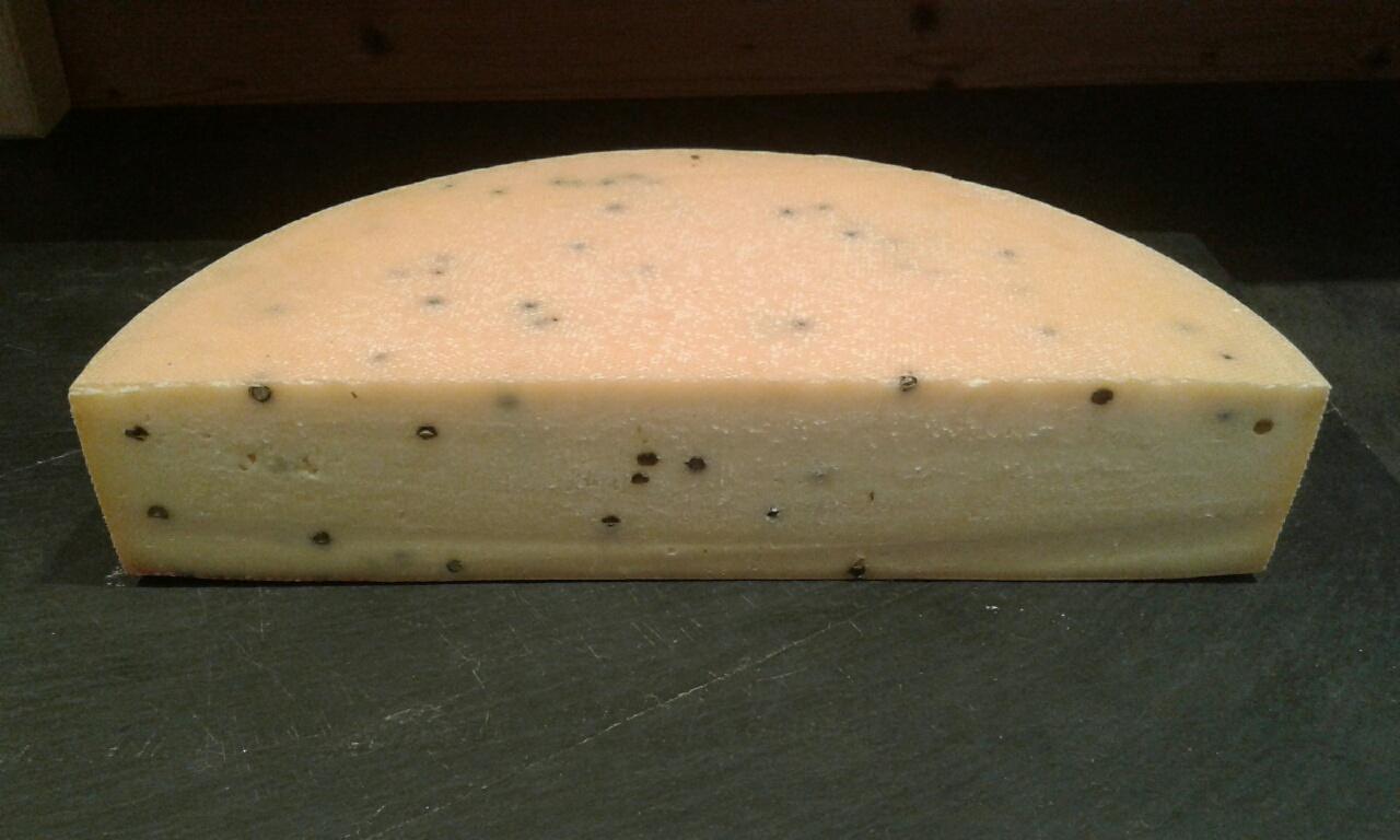 Fromage raclette au poivre vert 500g 2 personnes - Quantite de fromage a raclette par personne ...
