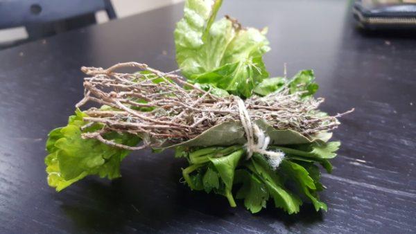 Bouquet garni frais