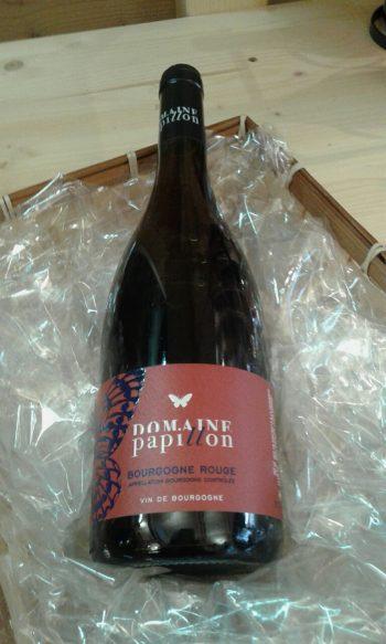 bourgogne rouge a 8.50 euros la bouteille