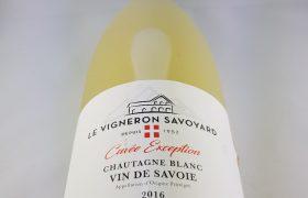 Vin chautagne blanc