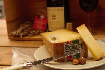 Comte fromage en vente