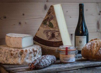 Nos Fromages de Savoie
