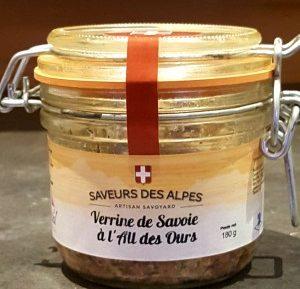 Nos terrines de Savoie