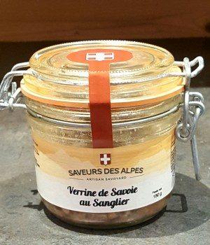 Terrine au Sanglier