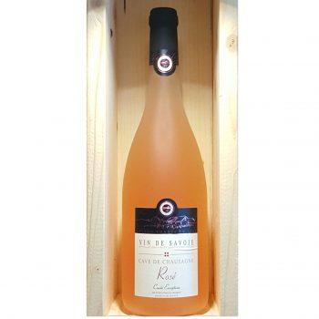 Rosé de Savoie Chautagne