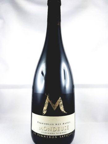 vin rouge de savoie mondeuse vieilles vignes