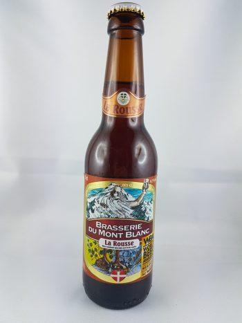 Biere brasserie du mont-blanc la-rousse