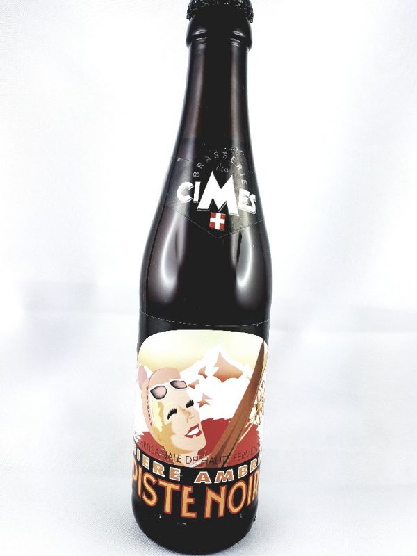 biere ambree piste noir