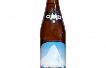 Bière Aiguille blanche 33cl