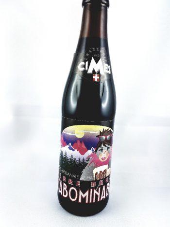 Bières brunes Les Cimes