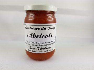 Confiture Abricots de Haute-Savoie