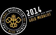 golden craft beer award 2014