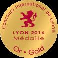 Bière rousse medal_2016