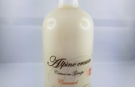 Alpine Cream Génépi caramel 35cl 17°