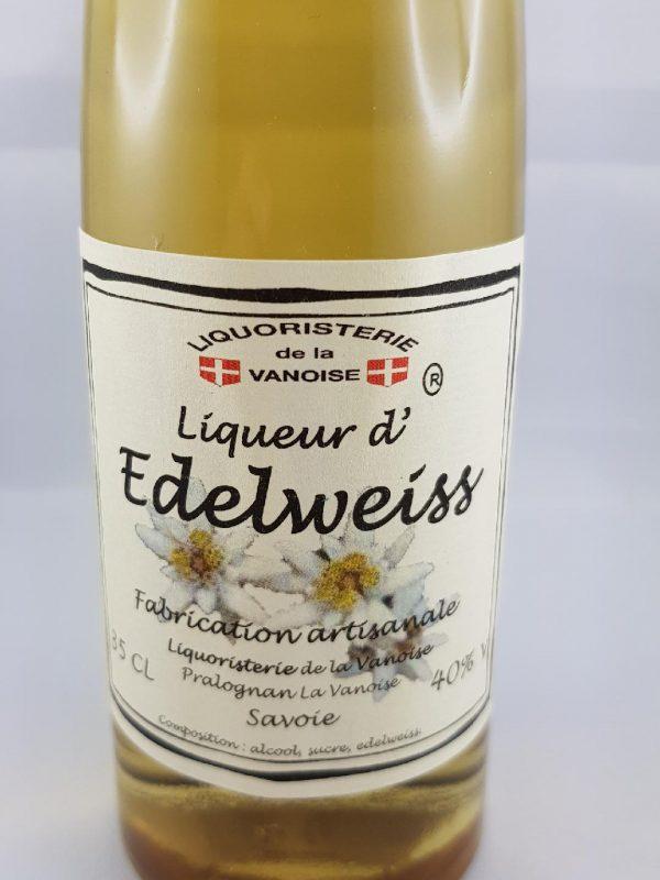 liqueur edelweis face