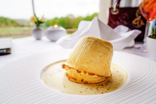 Recette soufflé au fromage facile au Thermomix