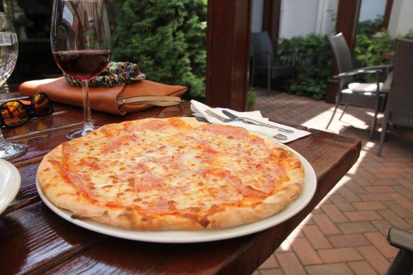 Recette pizza reine