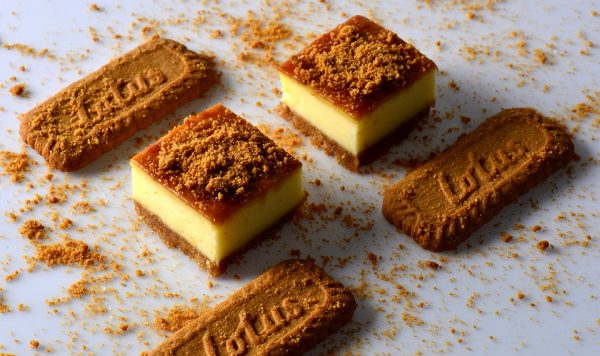 Recette cheesecake aux spéculoos