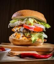 Recette Hamburger végétarien ! Facile et rapide !