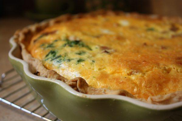 Tarte maroilles et endive - Une recette facile du nord